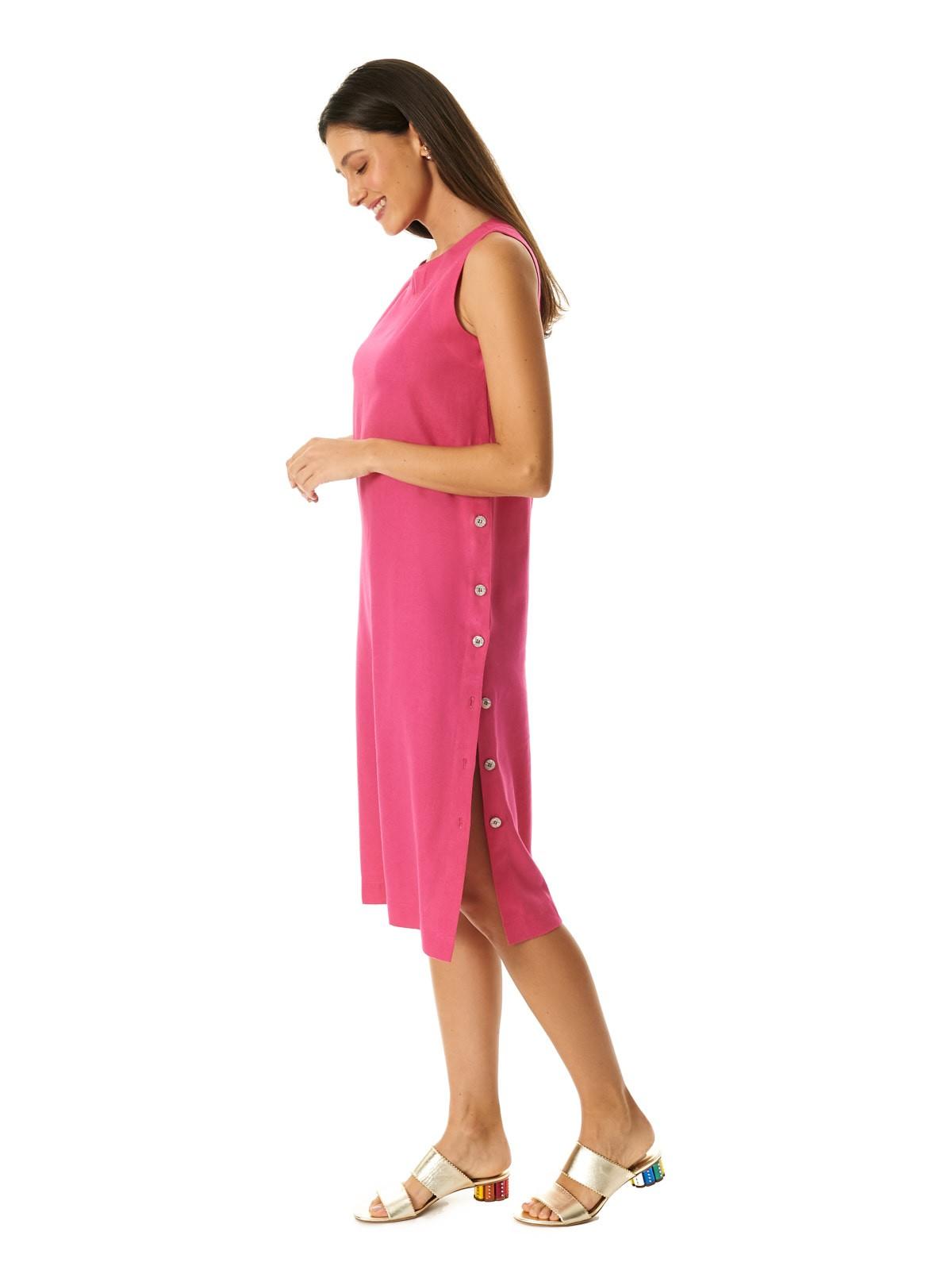 Vestido Túnica Linho Gaivota