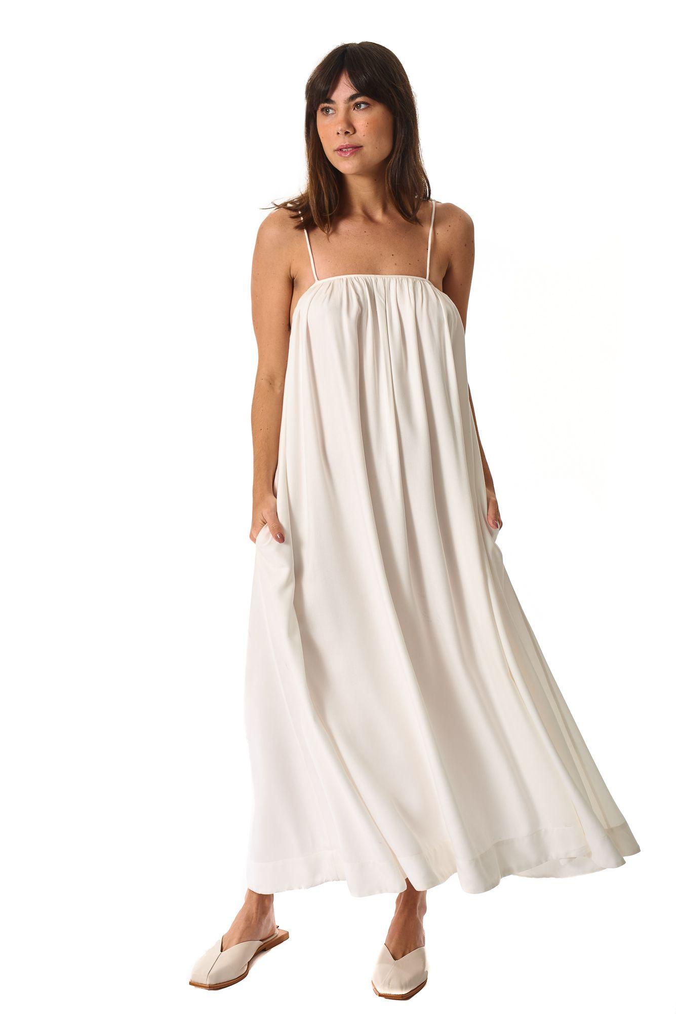 Vestido Viscose Harmonia