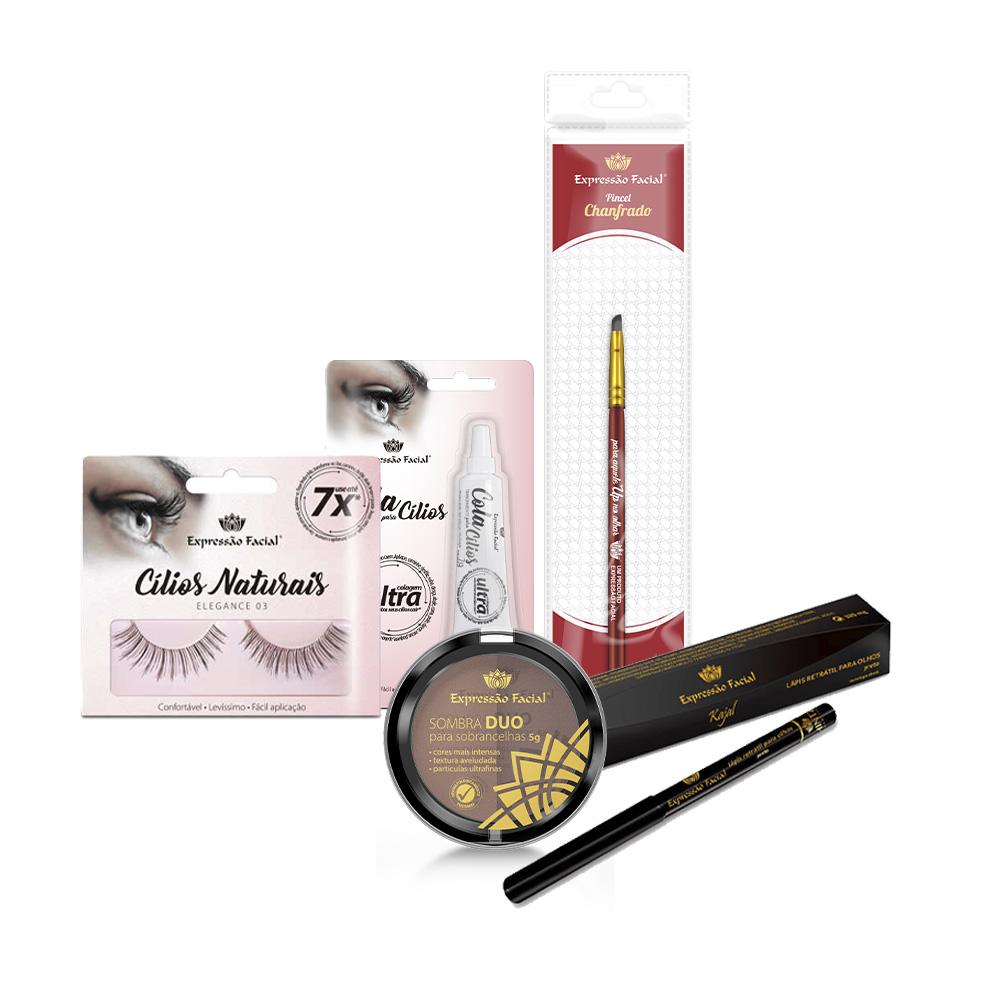 Kit para Maquiagem - Blogueirinha
