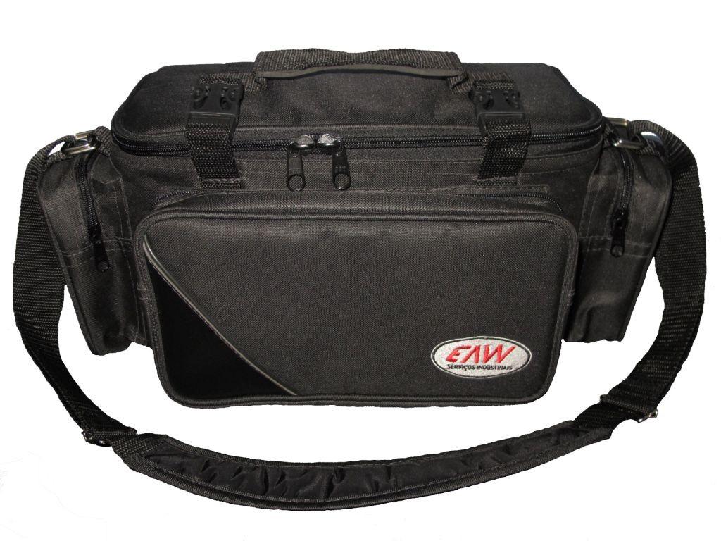 Bolsa, Case p/ Osciloscópio Digital Bancada Mod-I: C33 x L17 x A20 (cm)