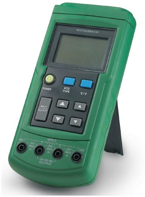Calibrador RTD YHS-501 (MS7222)