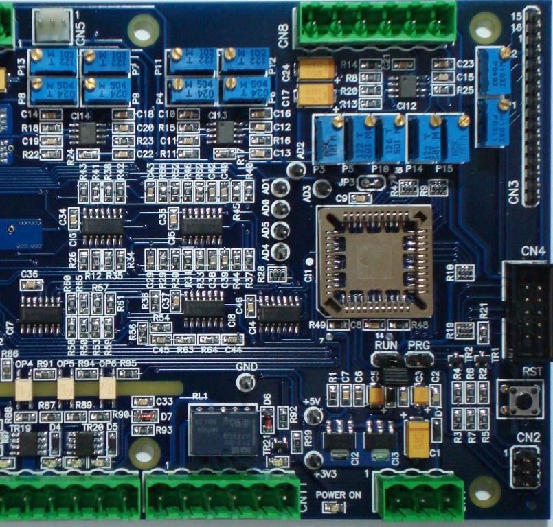 Layout PCI