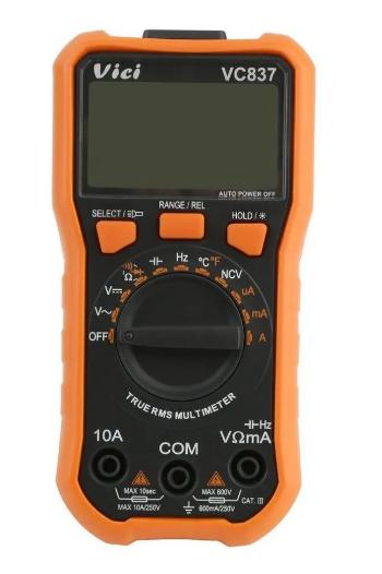 Multímetro Digital Vichy VC837
