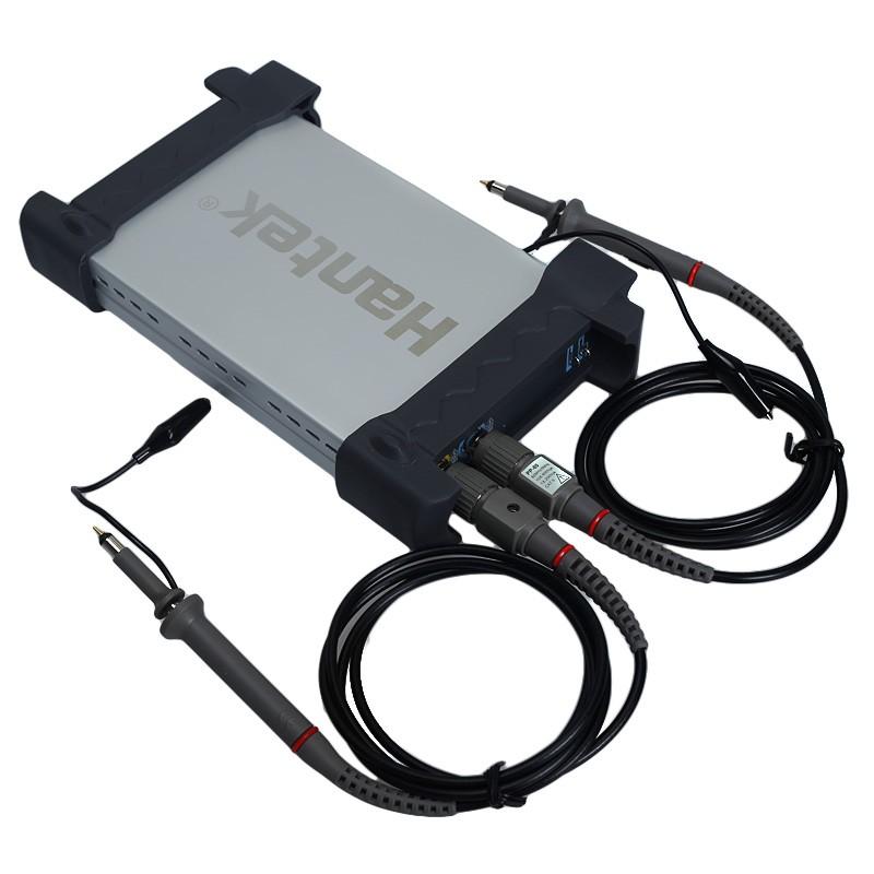 Osciloscópio USB Hantek 20MHz 6022BE 2 canais