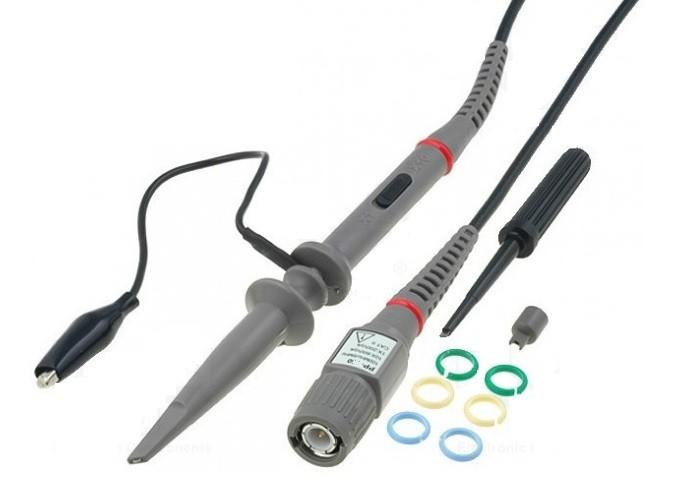 Ponta Prova Osciloscópio 80MHz (PP90)