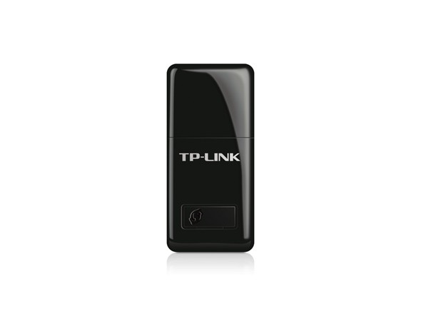 Adaptador USB Wireless 300Mbps TP-LINK TL-WN823N