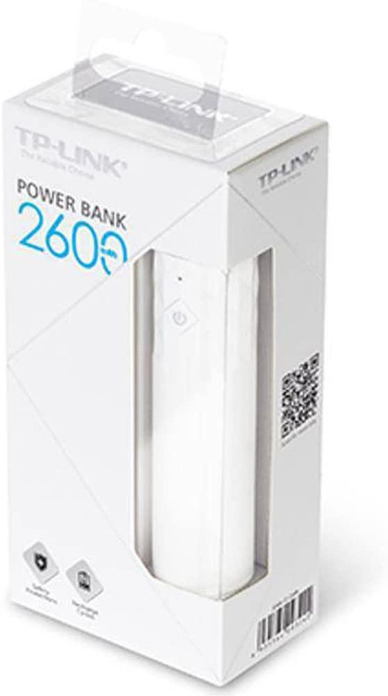 Carregador Power Bank 2600Mah TP-LINK Tl-Pb2600