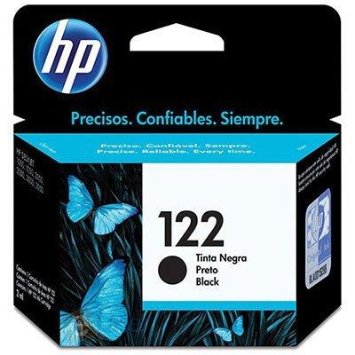 Cartucho HP 122 preto 2ML Ch561Hb Original