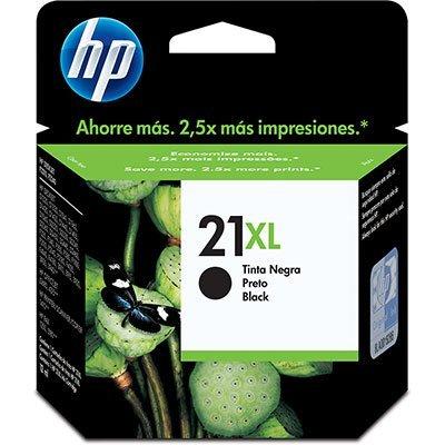 Cartucho HP 21 XL preto 16ML C9351Cl Original