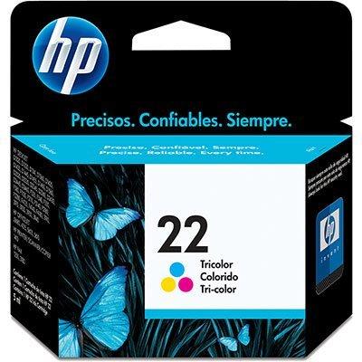Cartucho HP 22 colorido 6ML C9352Ab Original