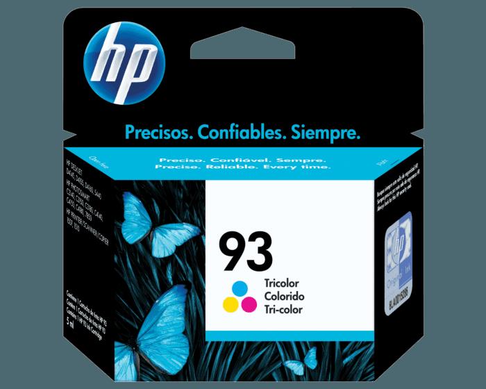 Cartucho HP 93 colorido 7ml C9361Wb Original