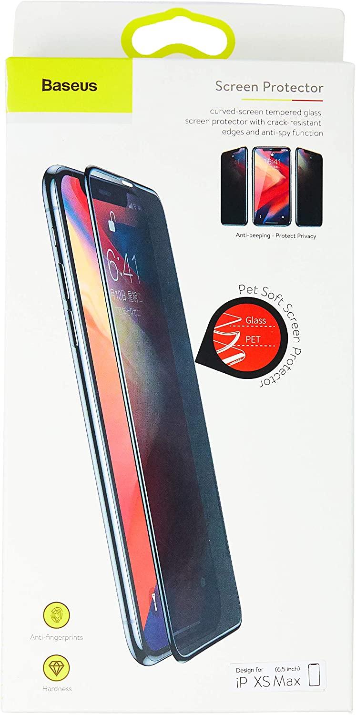 Pelicula de Vidro iPhone Xs Privativa Baseus Sgapiph65-Tg01