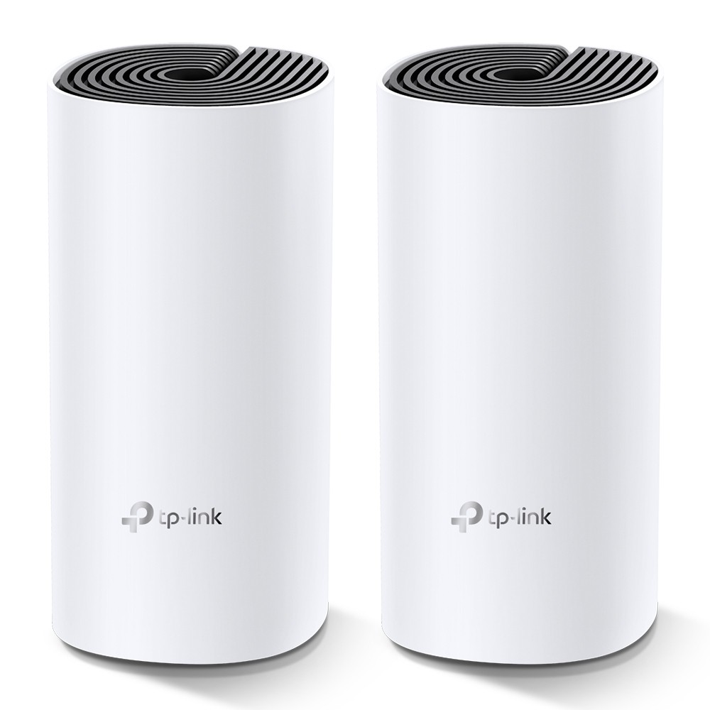 Roteador Wireless AC1200 TP-Link Deco M4 (2-pack)