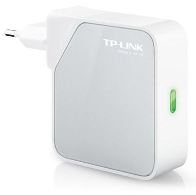 Roteador Wireless Portatil TP-Link 150M TL-WR710N