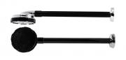 CHUVEIRO ASTRA CROMADO ABS CV43