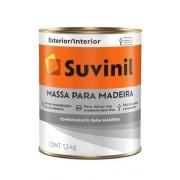 MASSA P/MADEIRA 1,3KG SUVINIL