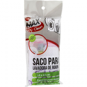 Saco Lavadora Meias Poliester 21X19Cm Clink Ck2795