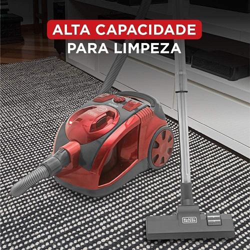 ASPIRADOR DE PO 2000W 220V A6-62 BLACK&DECKER