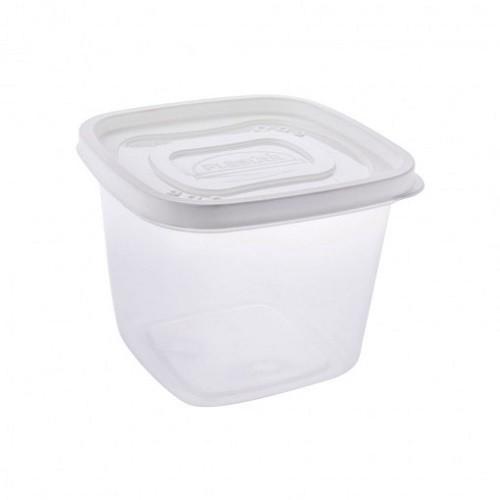 Clic Pote Quadrado A3 1,2L 9864 Plasutil