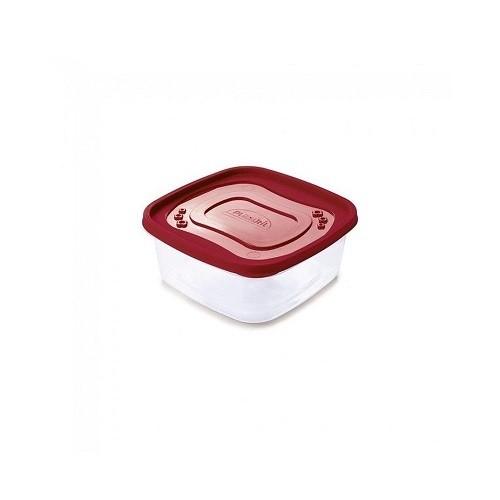 Clic Pote Quadrado A3 580Ml 9865 Plasutil