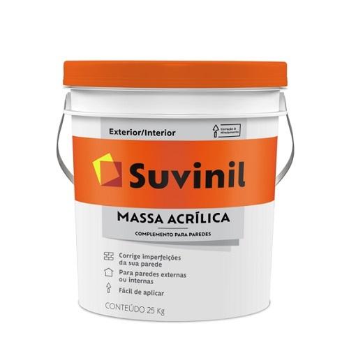 MASSA ACRILICA SUVINIL 25KG
