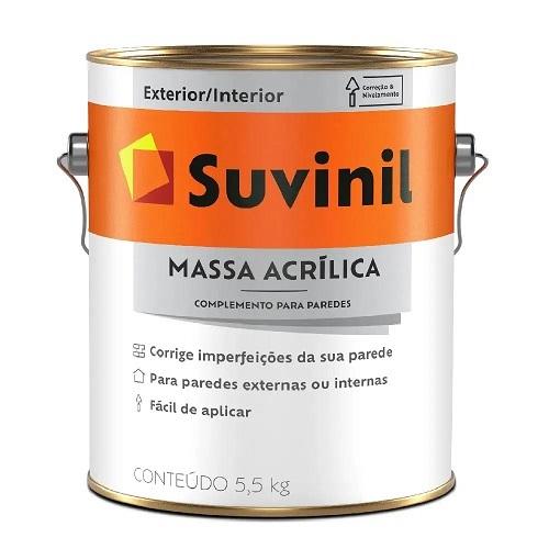 MASSA ACRILICA SUVINIL 3,6GL