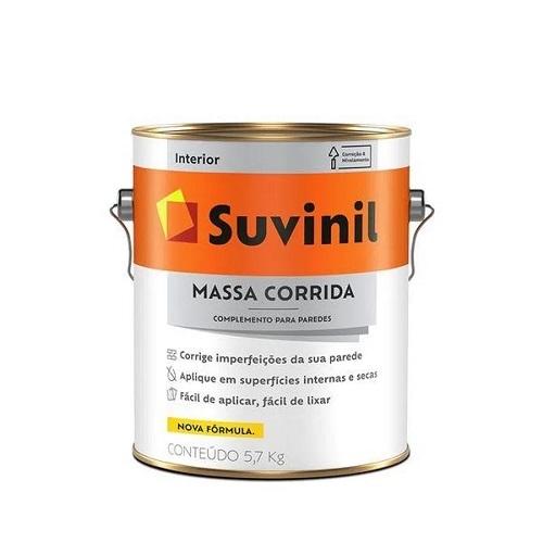 MASSA CORRIDA SUVINIL 3,6GL