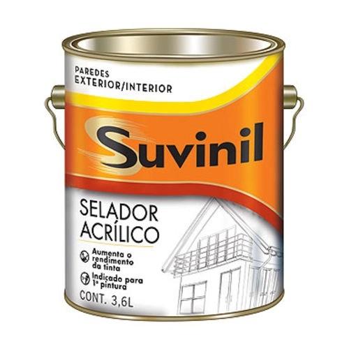 SELADOR ACRILICO SUVINIL 3,6GL