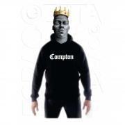 Moletom Canguru Compton