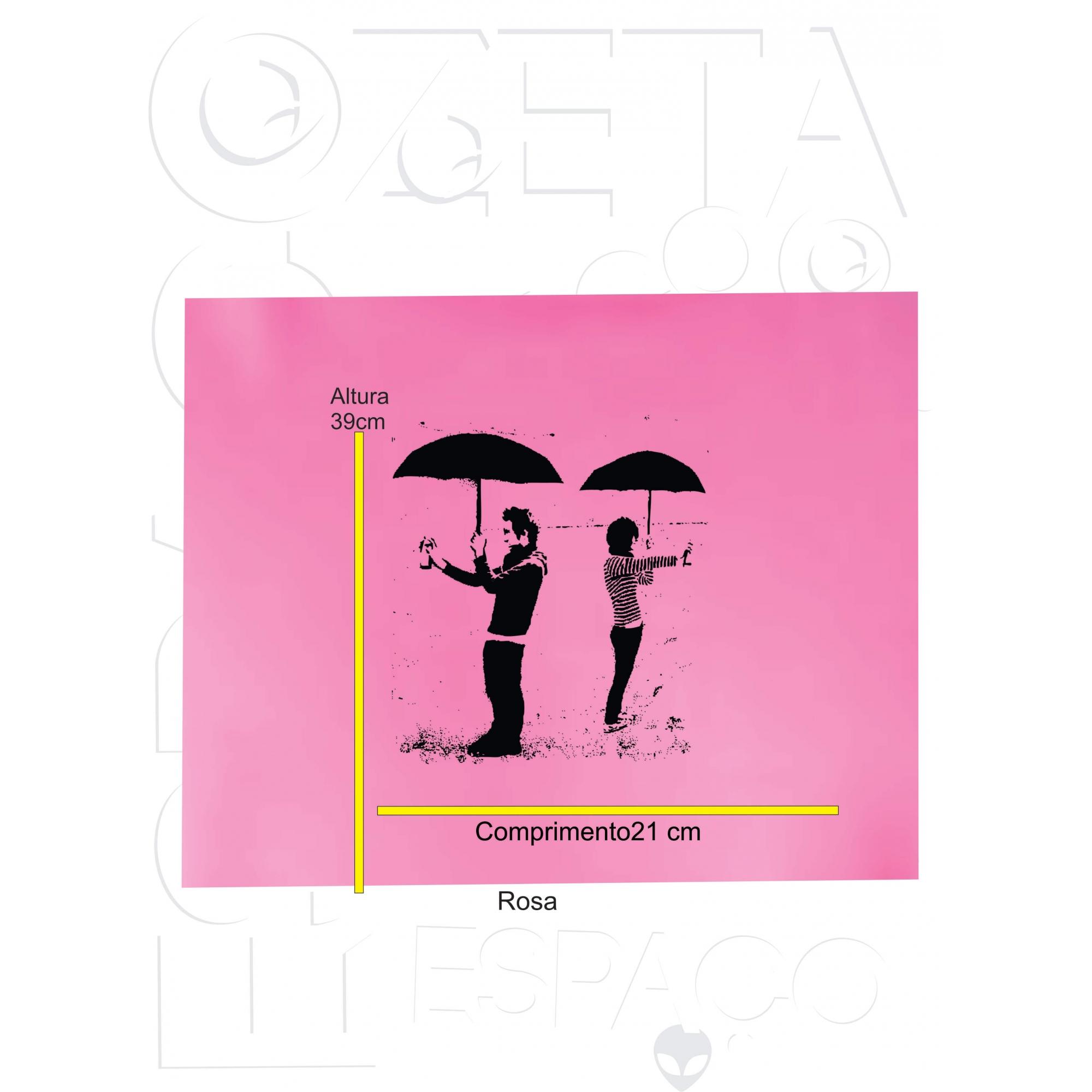 Casal Guarda chuva Masculino