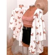Kimono Borboletas