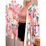 Kimono olho grego LD