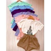 T-shirt Cacto