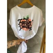 T-shirt MAX felelin' Peachy
