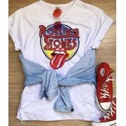 T-shirt max Rolling stones