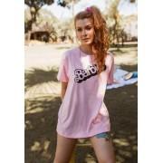 T-shirt oversized barbie retrô