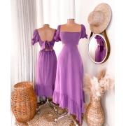 Vestido Marina ponta