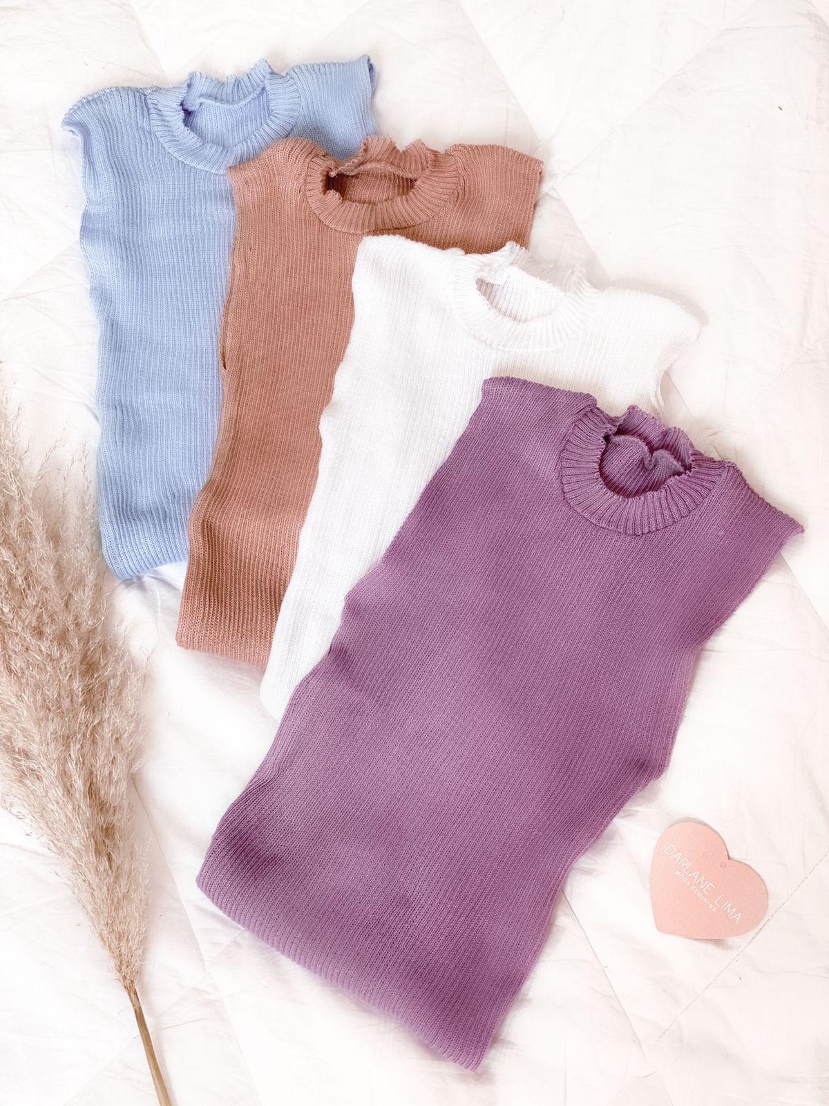 Blusa básica golinha