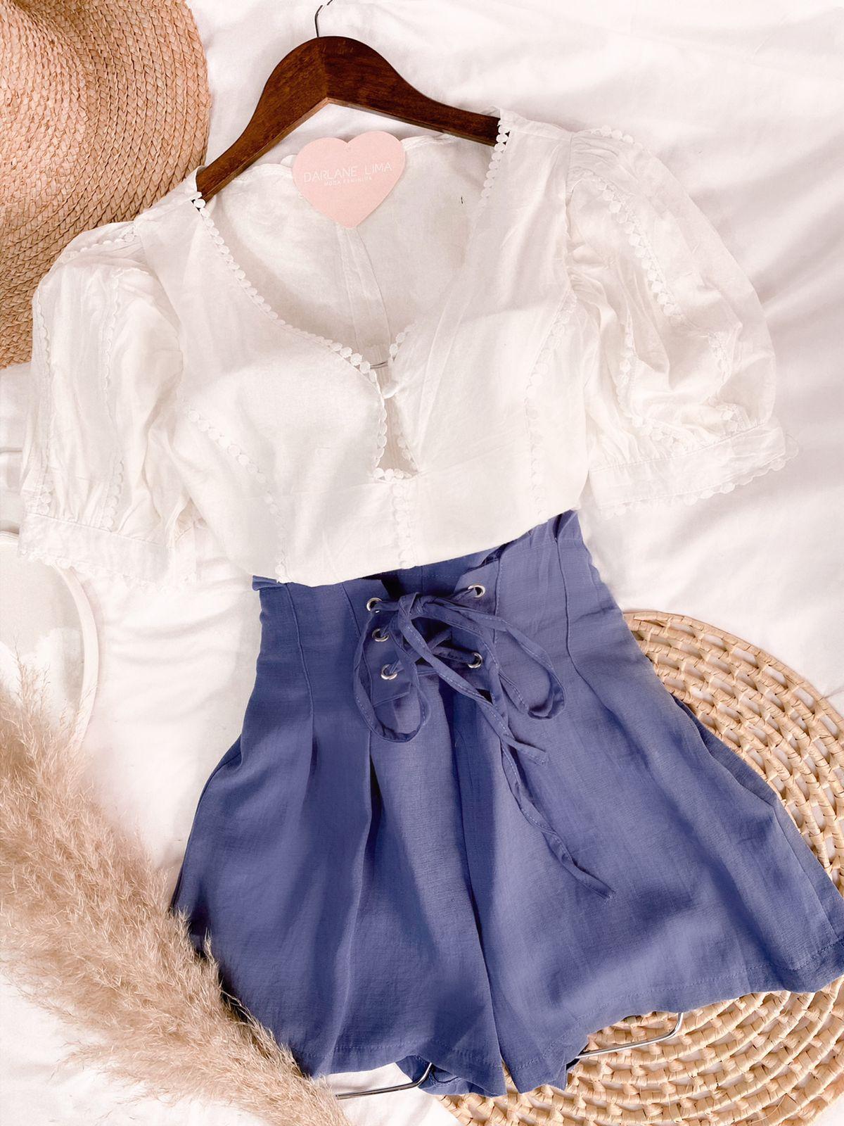 Blusa Luxo