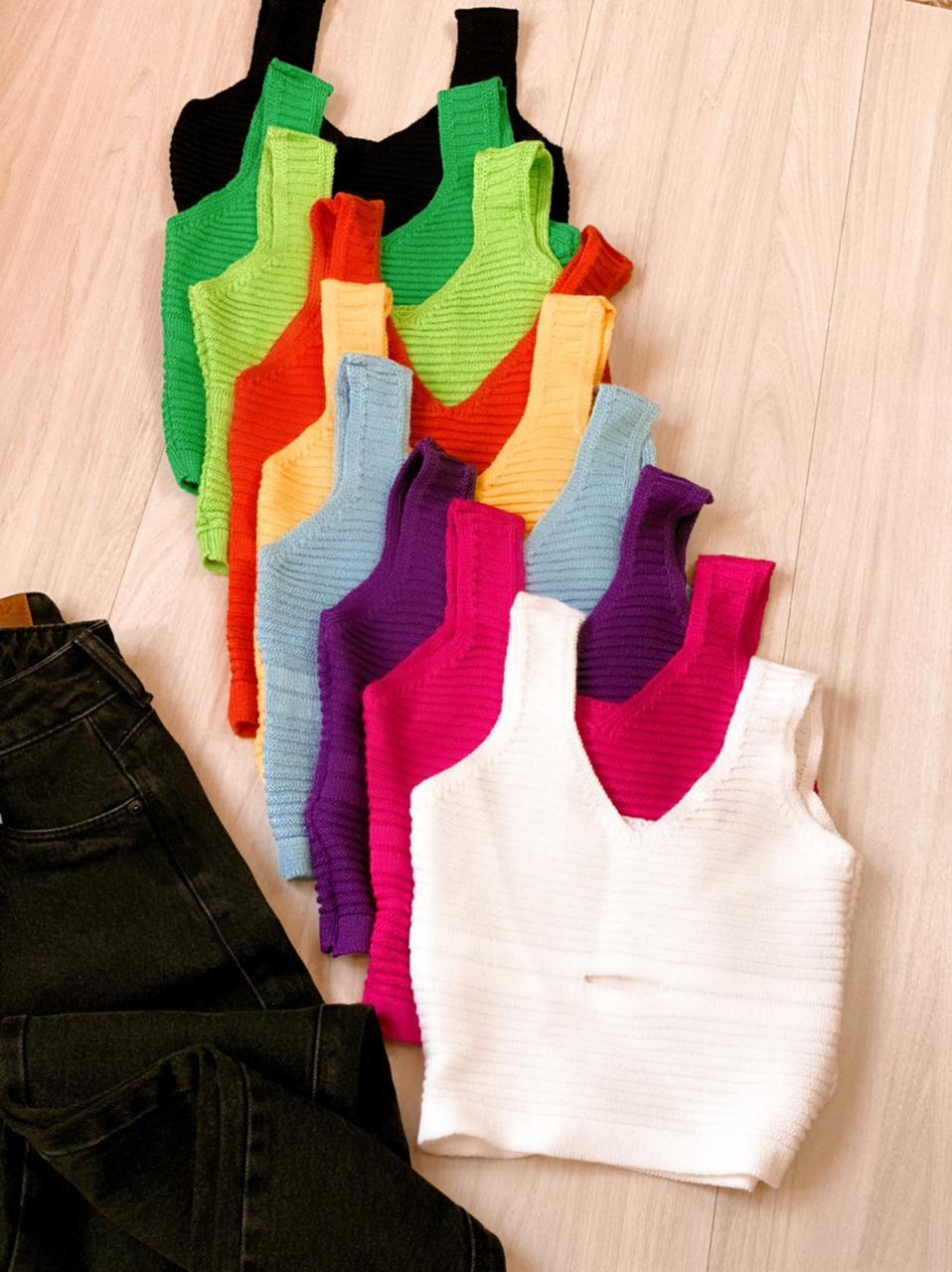 Cropped tricot Amanda