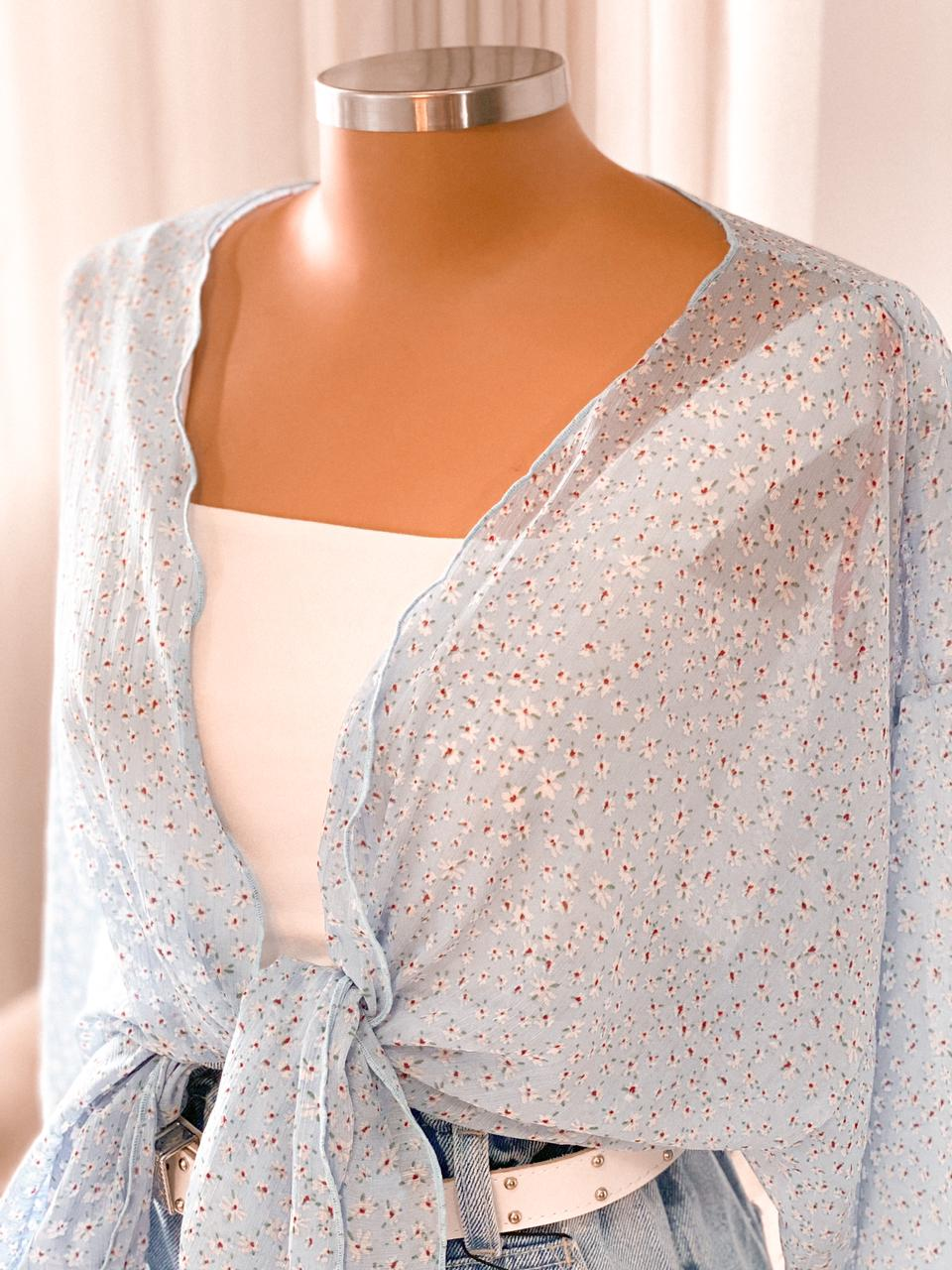 Kimono Florzinhas