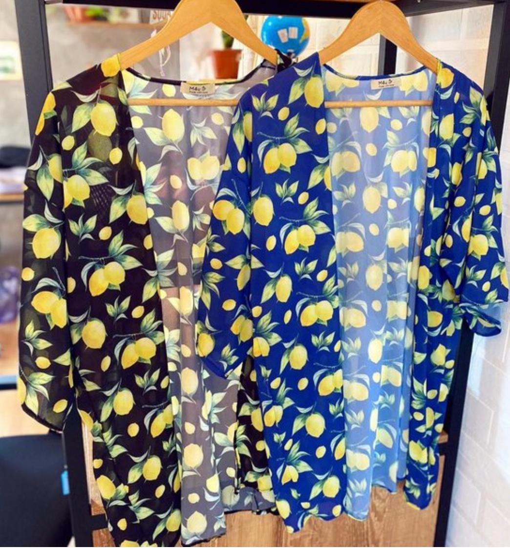 Kimono lemon