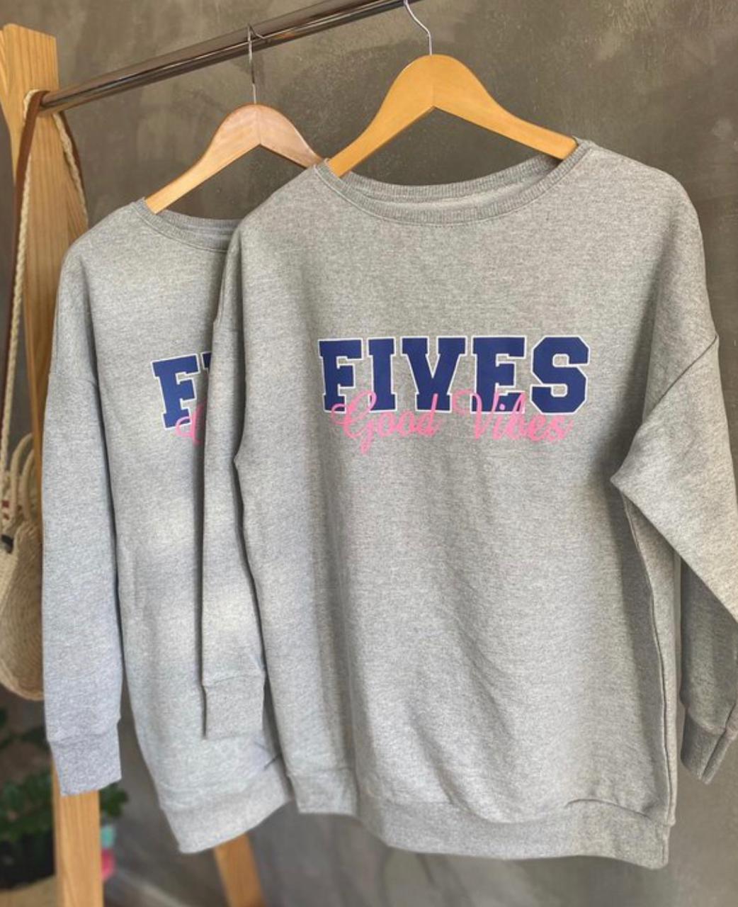 Moletom Fives