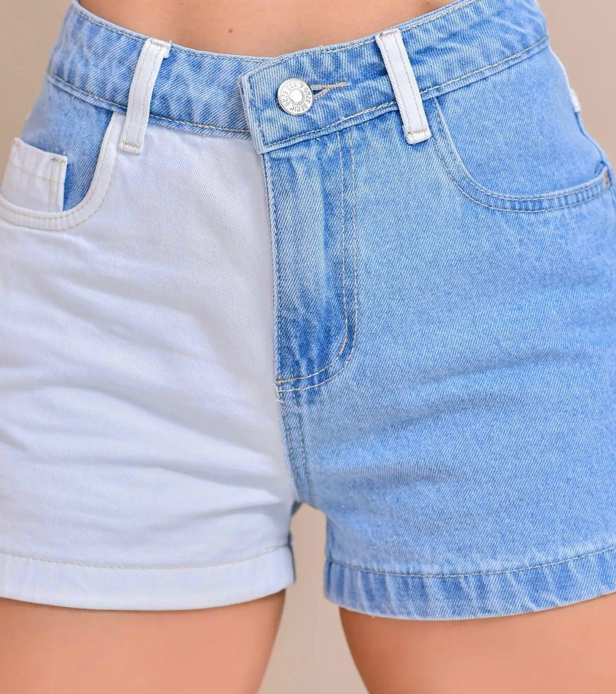 Short Jeans dual colors