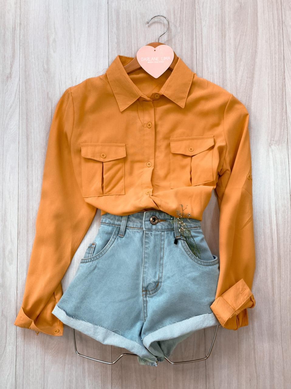 Short Jeans soltinho