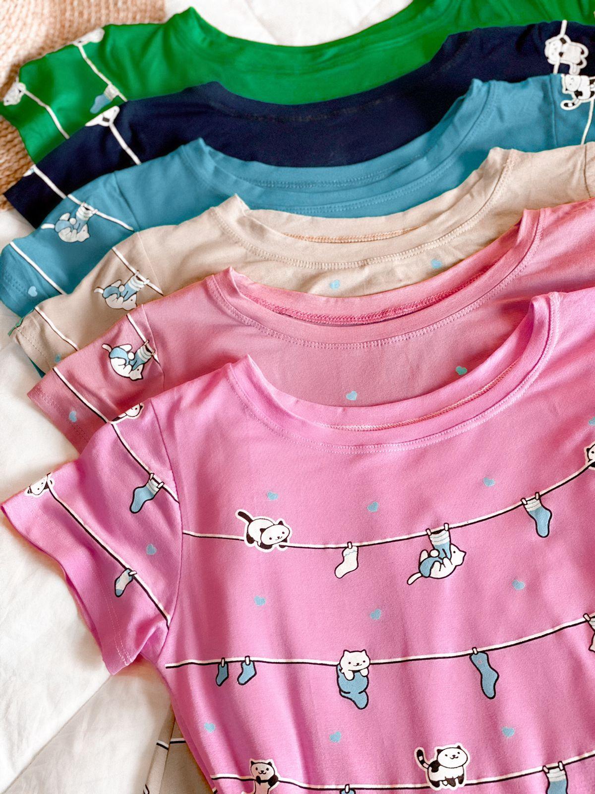 T-shirt Fofinha