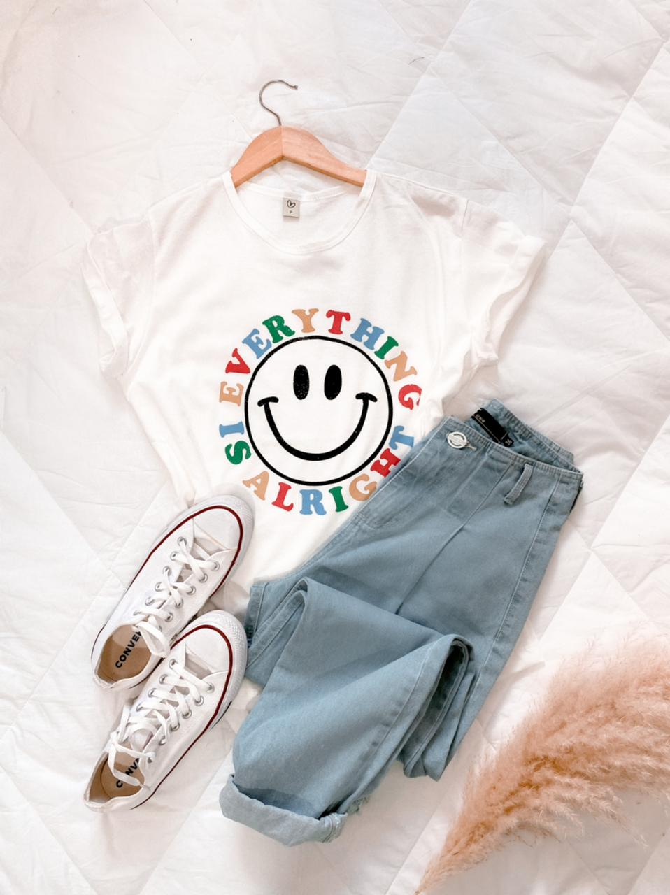 T-shirt Max every things smile