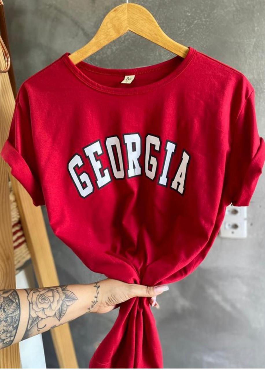 T-shirt max GEORGIA