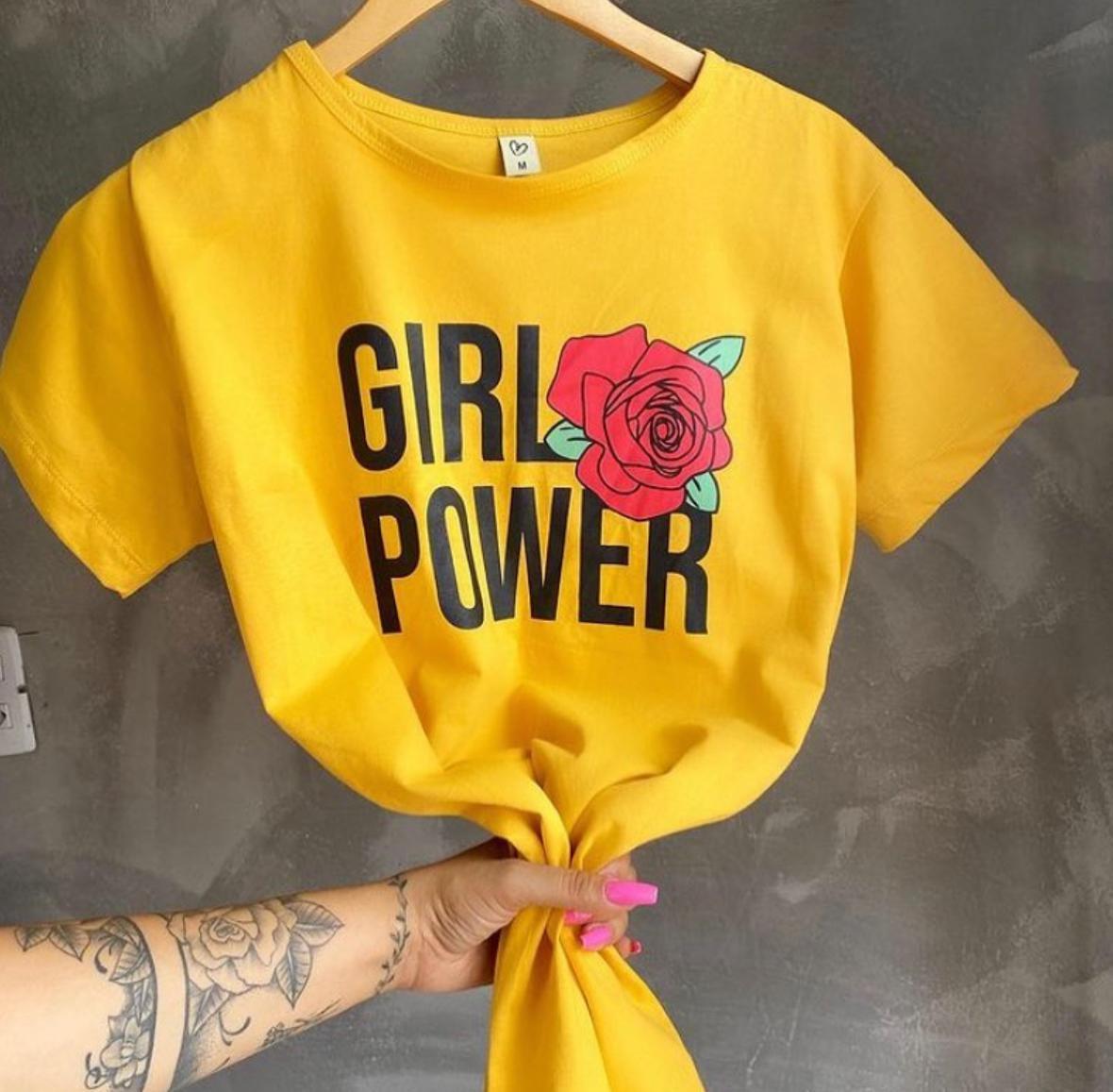 T-shirt MAX GIRL POWER