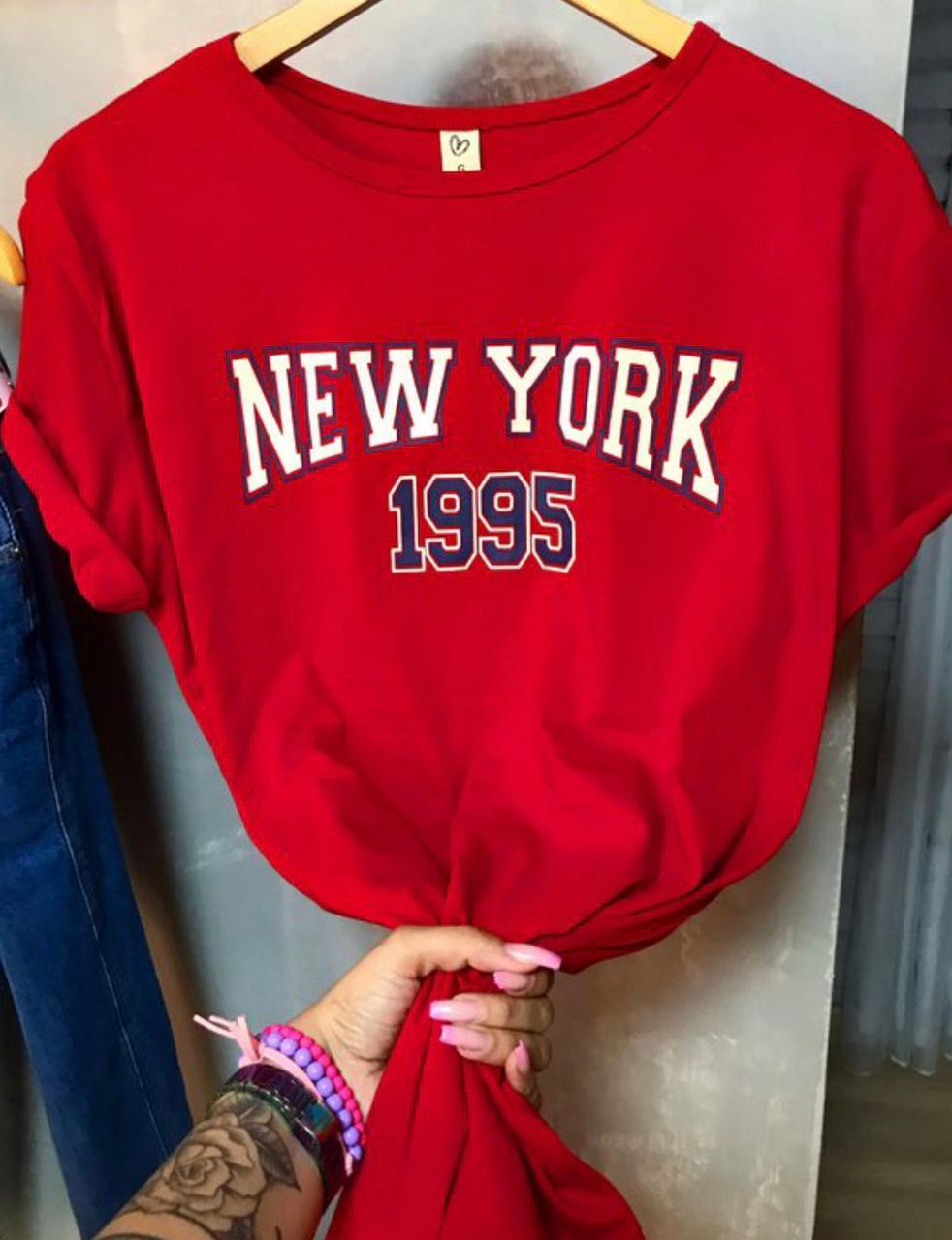 T-shirt Max New york 1995